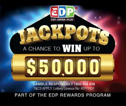 A chance to WIN up to $50,000